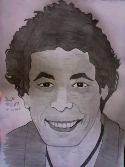 Mohamed Mounir by MohamedMedhat